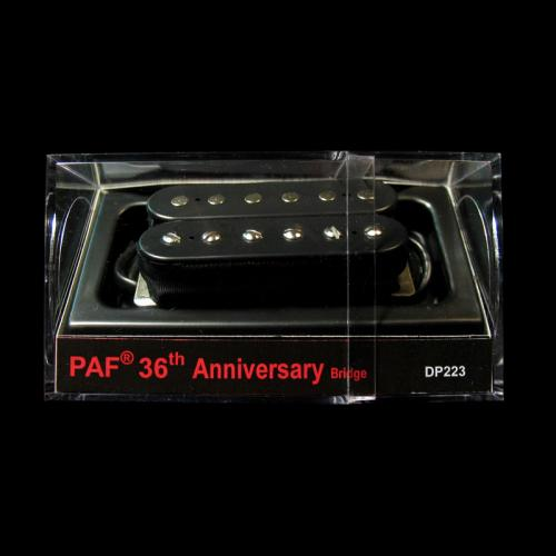 DIMARZIO Paf 36Th Anniversary Bridge Dp223Bk. Купить DIMARZIO D Activator